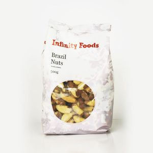 Infinity Foods Non-organic Brazil Nuts