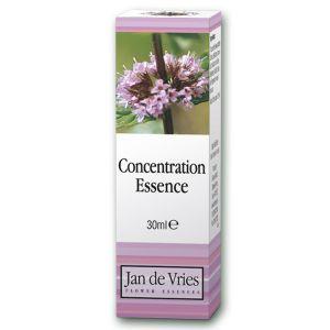 Jan de Vries Concentration Essence Combination Flower Remedy 30ml