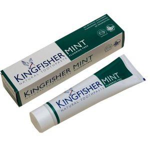 Kingfisher Fluoride Free Mint Toothpaste 100ml