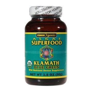 Klamath Blue Green Algae 130 Veg Capsules 500mg