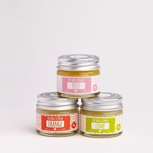 Laughing Bird Honey & Beeswax Lip Balm 15ml