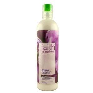 Faith In Nature Lavender And Geranium Conditioner 400ml
