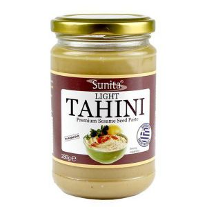 Sunita Organic Light Tahini 280g