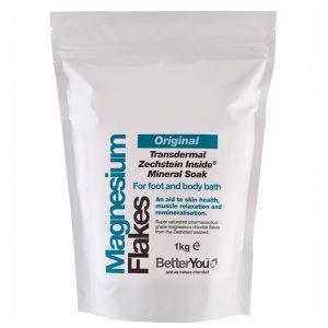 Better You Original Zechstein Magnesium Flakes 1kg