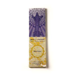 Pure Incense Blue Lotus (10 Grams)