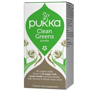 Pukka Herbs Clean Greens Powder