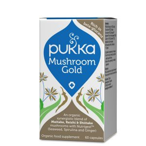 Pukka Herbs Mushroom Gold 60 Capsules
