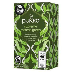 Pukka Supreme Matcha Green Tea (20 Sachets)