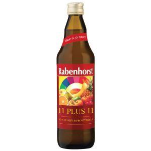 Rabenhorst 11 Plus 11 Yellow Multi-Fruit & Multi-Vitamin Juice 750ml