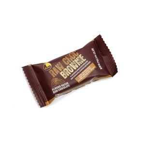 Pulsin' Raw Choc Brownie Almond & Raisin