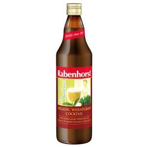 Rabenhorst Organic Wheatgrass Cocktail 750ml