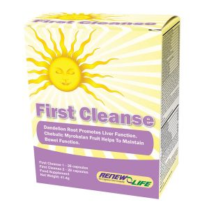 Renew Life First Cleanse 14 Day Cleanse Kit