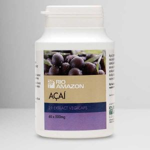 Rio Amazon Acai 500mg 2:1 Extract