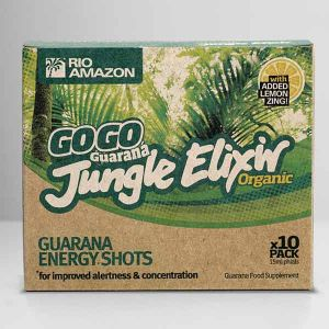 Rio Amazon GoGo Guarana Jungle Elixir