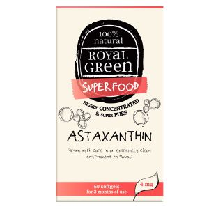Royal Green 100% Natural Highly Concentrated Astaxanthin