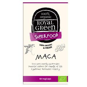 Royal Green 100% Organic Maca