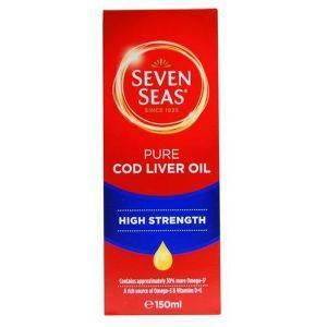 Seven Seas Pure Cod Liver Oil Liquid