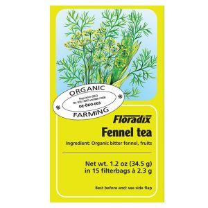 Salus House Organic Fennel Herb Tea Bags (15 Bags)