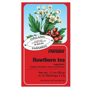 Salus House Organic Hawthorn Herb Tea Bags (15 Bags)