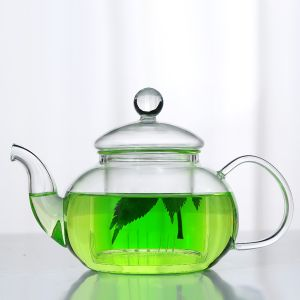 Baldwins Glass Teapot With Infuser 750ml