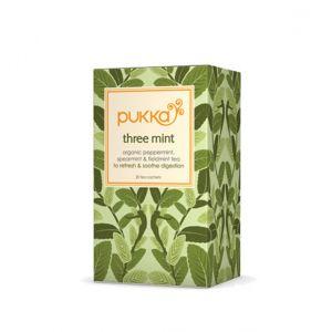 Pukka Three Mint Tea (20 Sachets)