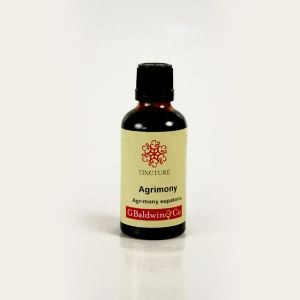 Baldwins Agrimony ( Agrimonia Eupatoria ) Herbal Tincture