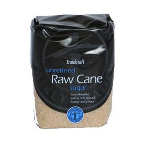 Traidcraft Unrefined Raw Cane Sugar 500g