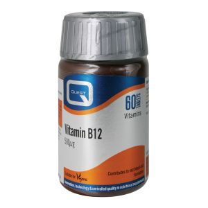Quest Vitamin B12 500ug