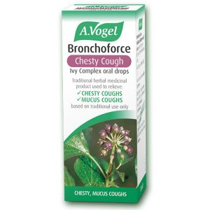 A Vogel Bronchoforce (ivy Complex) Chesty Cough Tincture