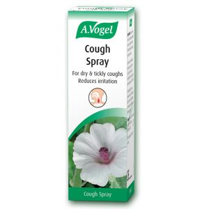 A Vogel Honey, Marshmallow & Mullein Cough Spray 30ml