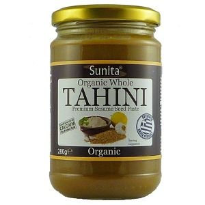 Sunita Organic Whole Tahini 280g