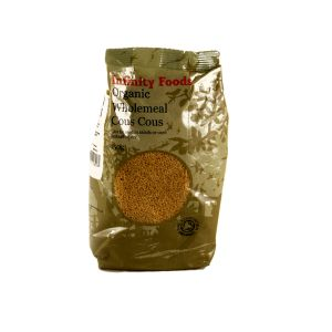 Infinity Foods Organic Wholemeal Cous Cous 450g