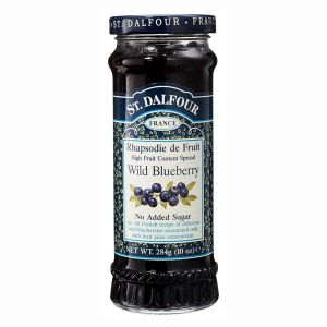 St. Dalfour Blueberry Jam 284g