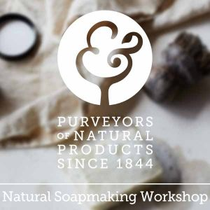 Anne Quinn - Natural Soapmaking Workshop - Sunday 20th May 2018