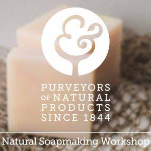 Anne Quinn - Natural Soapmaking Workshop - Sunday 23rd September 2018