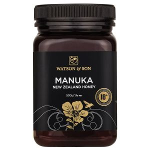 Watson & Son Manuka Honey 18+ (Molan Gold Standard) 500g