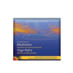 Pukka Introduction To Meditation And Yoga Nidra Cd