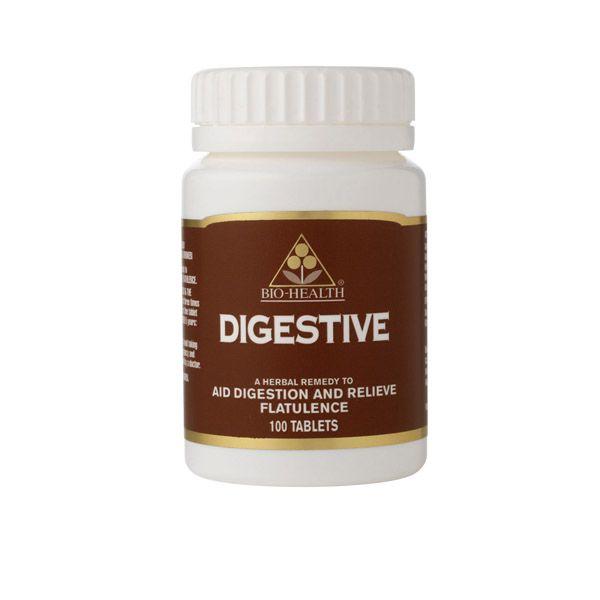 Bio-health Digestion Tablets 100 Tablets