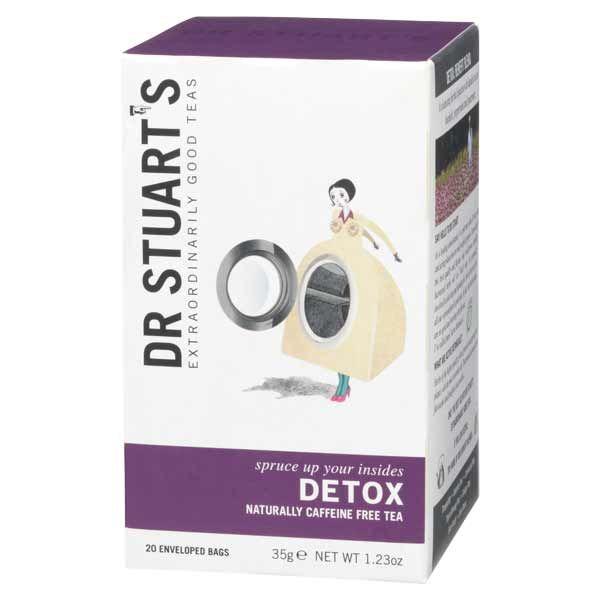 Dr Stuarts Detox Tea (15 Tea Bags)