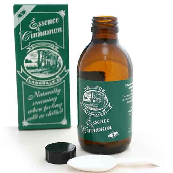Langdales Essence Of Cinnamon 200ml