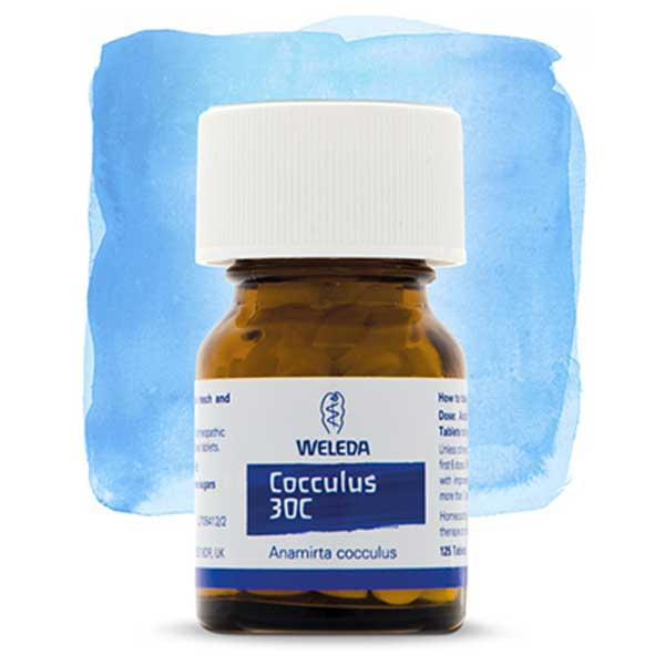 Weleda Homeopathic Cocculus