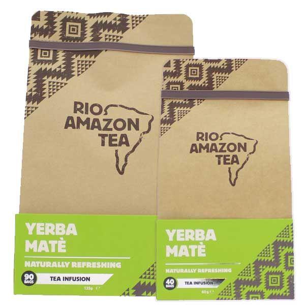 Rio Trading Yerba Mate (40 X 1500mg) Tea Bags