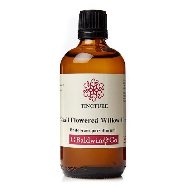 Baldwins Small Flowered Willow (epilobium Parviflorum) Herbal Tincture