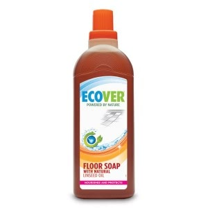Energy Clearing For Living & Workspaces - Ecover Floor Soap