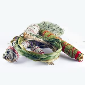 Energy Clearing For Homa And Workplaces - Smudge Sticks