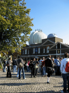 Greenwich Observatory - ways to relax