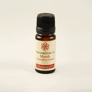 Myrrh Essential Oil At www.baldwins.co.uk