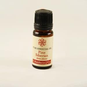Siberian Pine Essential Oil At www.baldwins.co.uk