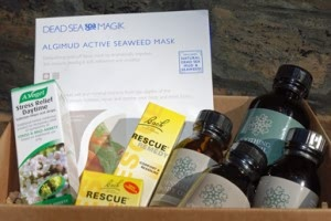 Relaxation Month Competition Runner Up Prize - Relaxing Oils & Treatments