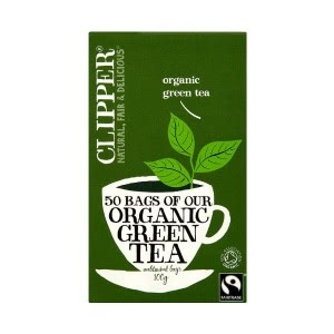 Liver Cleansing and Boosting Ingredients to Jumpstart Your January! - Clipper Organic Green Tea